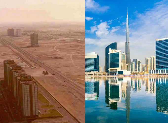 Old-Dubai-vs-New-Dubai