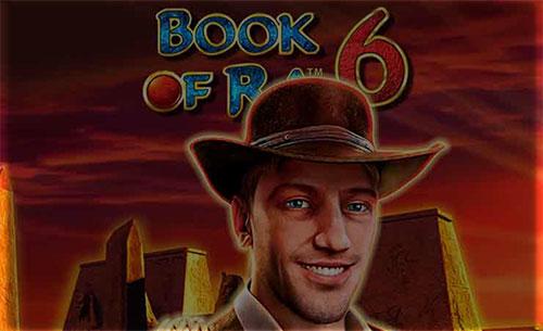 Jetzt Book of Ra 6 spielen