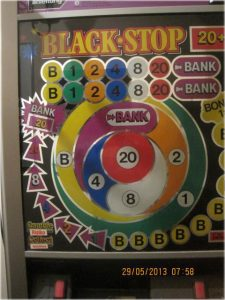 Back Stop Original Geldspielautomat