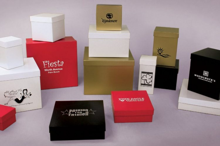 Custom Printed Boxes