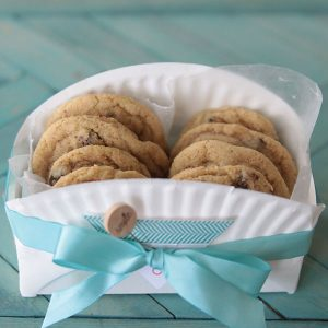 Paper Baskets for Cookies