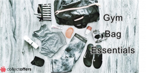 5 Things to Always Take Along With You At Your Gym Bag!