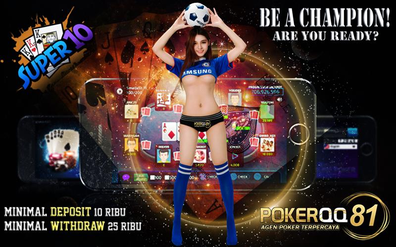 Situs Poker Domino QQ Online Indonesia Terpercaya