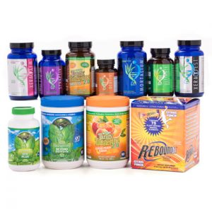 Advantages of Youngevity Products
