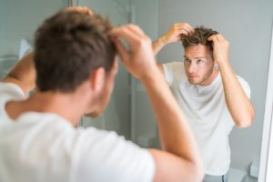 9 Effective Ways To Stop Hair Loss In Men