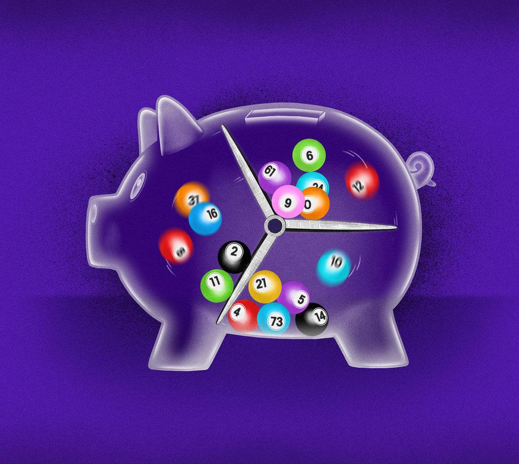 Hadiah Lotre-Like Coax Savings, Apa Risiko dalam Memperluasnya.