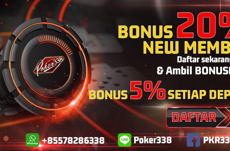 Taruhan Poker Asia