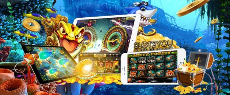 Daftar Game Tembak Ikan - Joker123