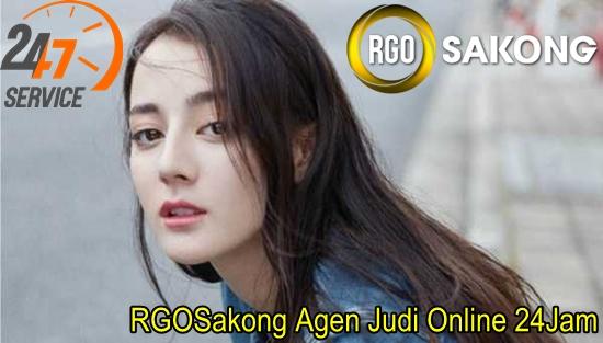 RGOSakong Agen Judi Online 24Jam
