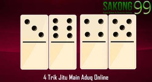 4 Trik Jitu Main Aduq Online