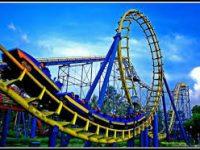 Tinjauan Action Point – Naik Roller Coaster