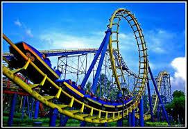 Tinjauan Action Point - Naik Roller Coaster