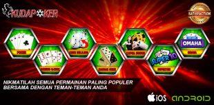 Pokerkuda.net : Agen Poker Online Paling Populer Saat Ini
