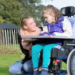 TIPS FOR TALKING TO YOUR KIDS ABOUT DISABILITIES