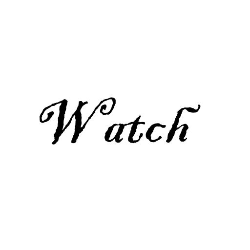Watch blog