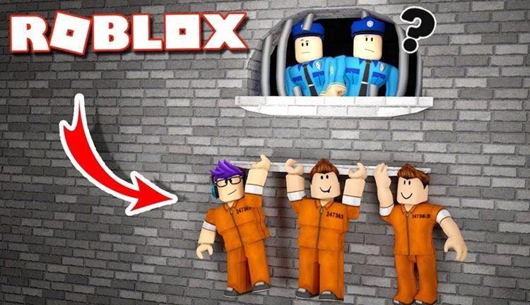 Escape Roblox Prison