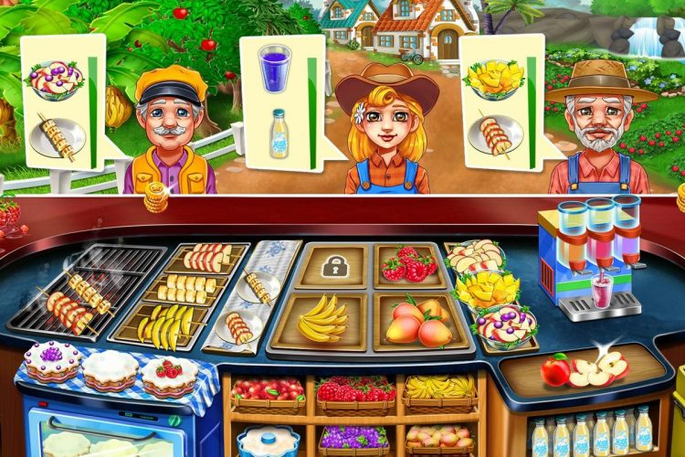 Farm Fest Free Android Game