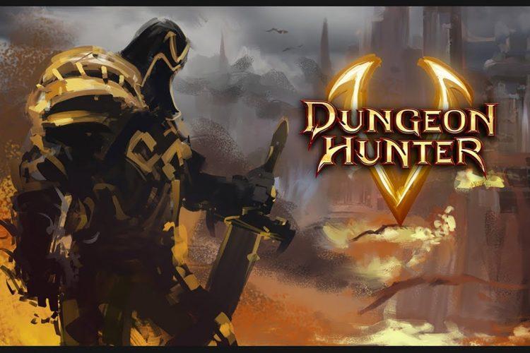 Dungeon Hunter 5 APK MOD