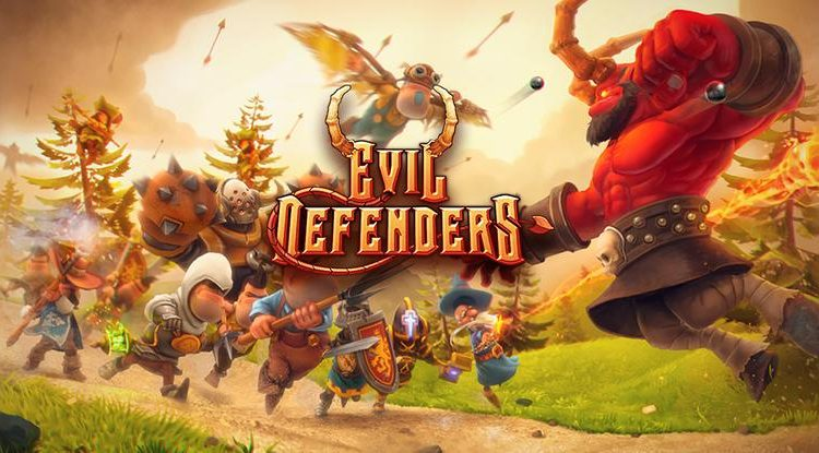 Evil Defenders For Android