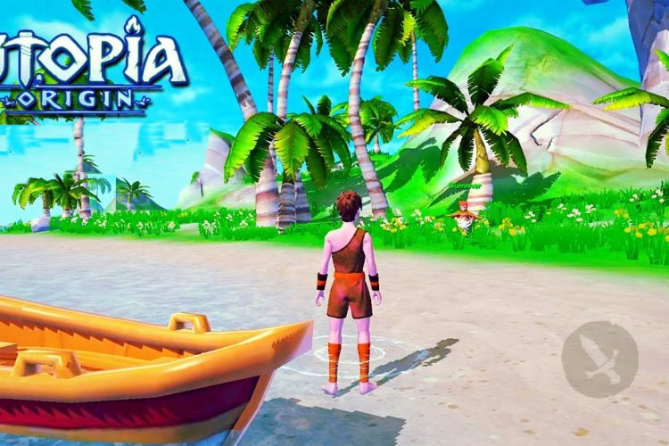 Utopia Origin APK For Android