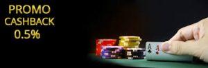 Situs Poker Online Dengan Bonus Cashback Terbesar