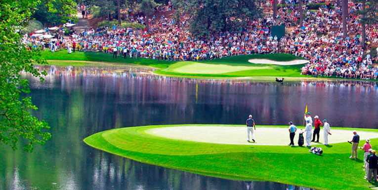 Masters Golf Latest News