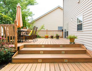The Goodness of Using IPE Decking for WET Surfaces