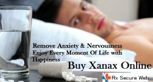 Anti-Anxiety Medication – Buy Xanax Online No Prescription